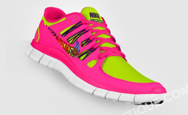 nike free run ladies