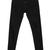 Black Classic Slim Ripped Denim Pant - Sheinside.com