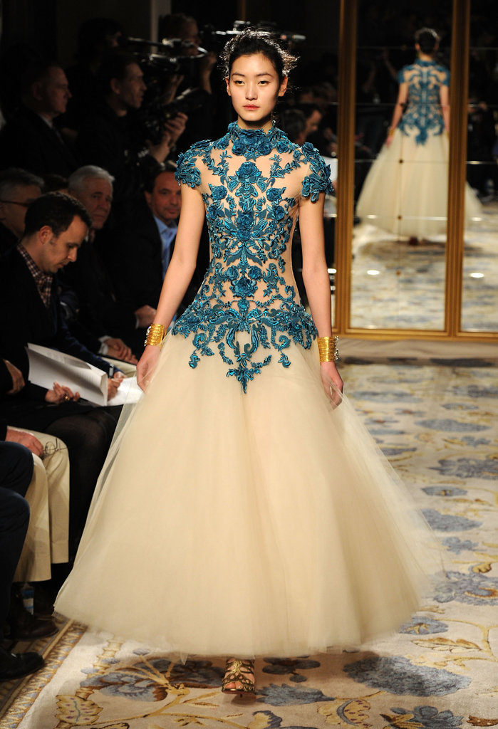 Marchesa Runway 2012 Fall Photo 11