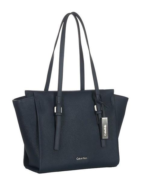 Calvin Klein Jeans bag tote bag blue