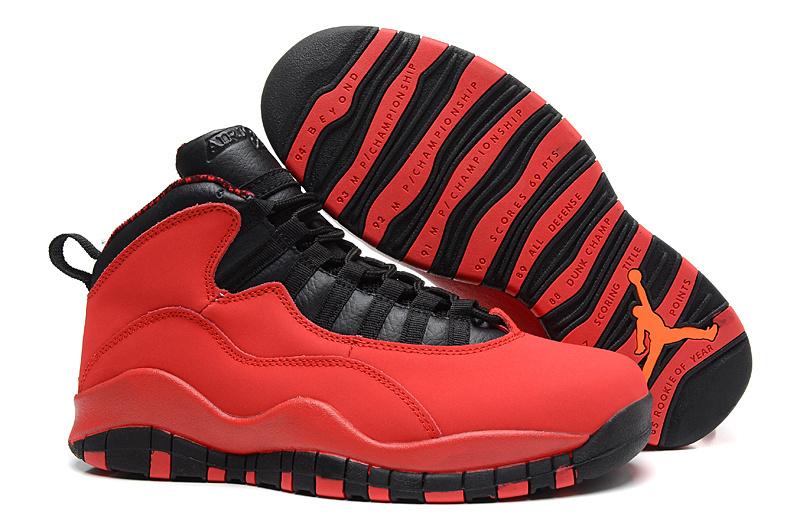 New colors retro MJ 10 mens cheap basketball shoes sale 100% High quality size  8 ... 52532e911378