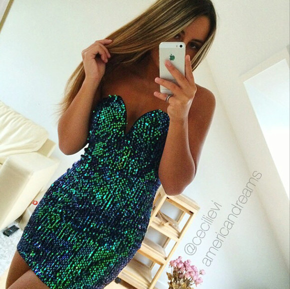 sequin dress sequins bodycon dress party dress clothes clothes from tumblr