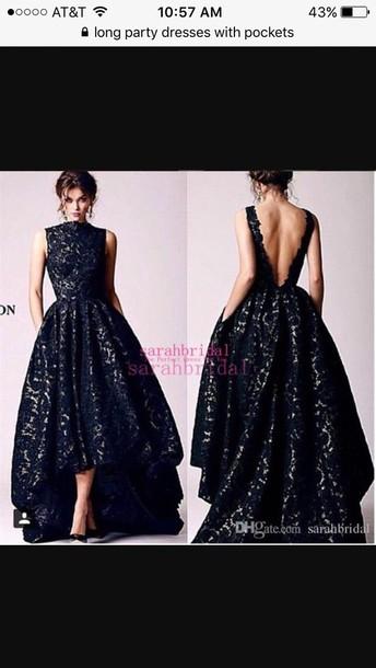 dress gown prom dress
