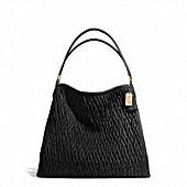 Coach :: MADISON PHOEBE SHOULDER BAG IN GATHERED TWIST LEATHER