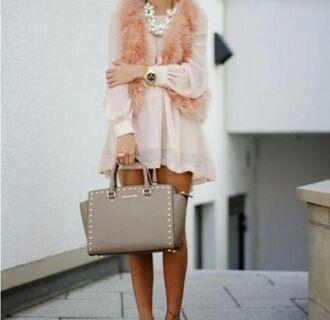 dress vest scarf