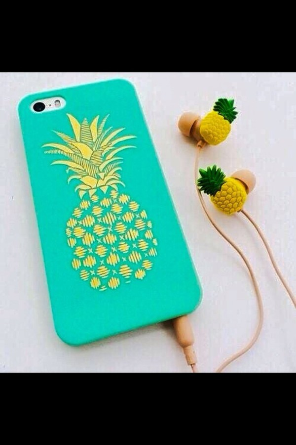 yellow green iphone case phone cover sunglasses jewels