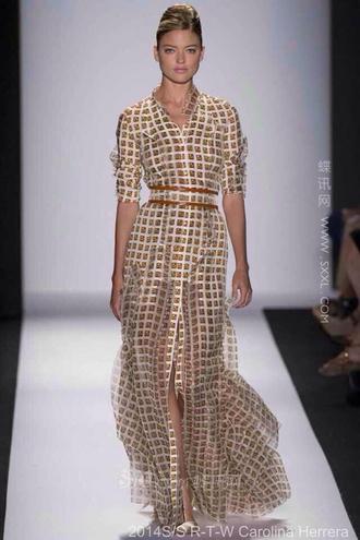 maxi dress long dress print dress casual dress