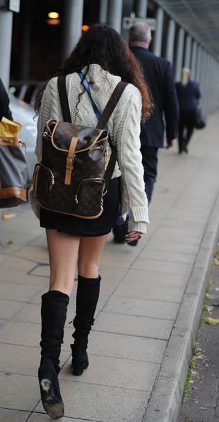 Bag Louis Vuitton Backpack Backpack Louis Vuitton