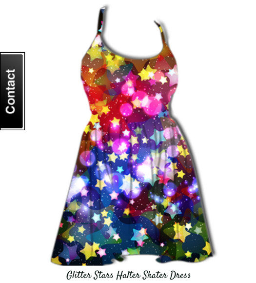 dress star colorful mini