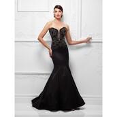 dress,unique shoes,garnet,black dress,lookbook store