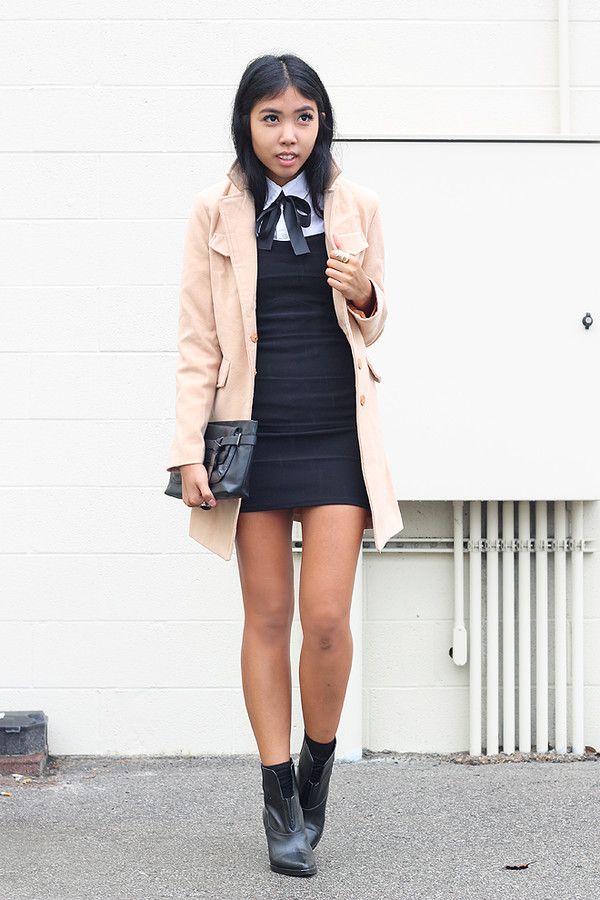 fashion of a novice blogger bag