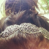 hat,headband,feathers,gold,cute,pretty