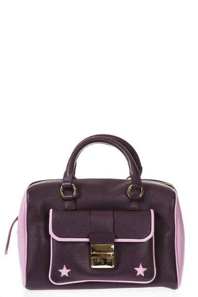 Frankie Morello bag burgundy