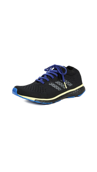 sneakers frozen black yellow grey shoes