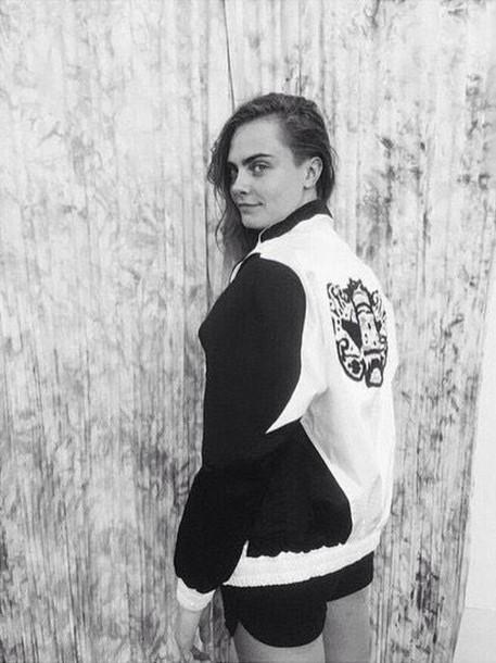 jacket cara delevingne