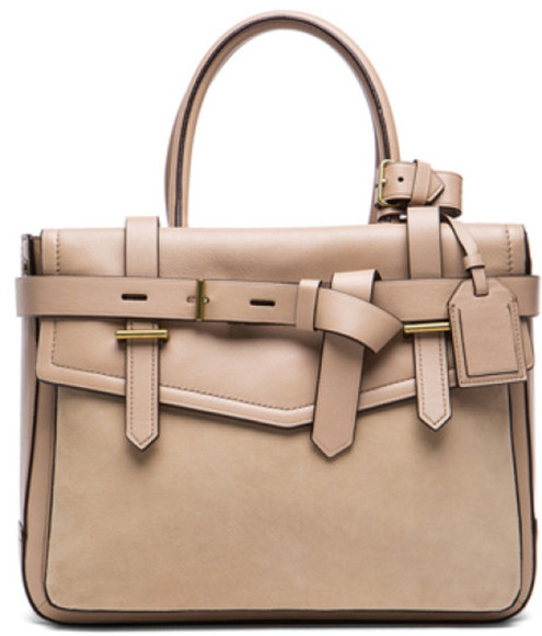 bag streetstyle brandy beige celebrity style
