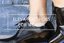 GUIDOMAGGI Luxury Elevator Shoes on Pinterest
