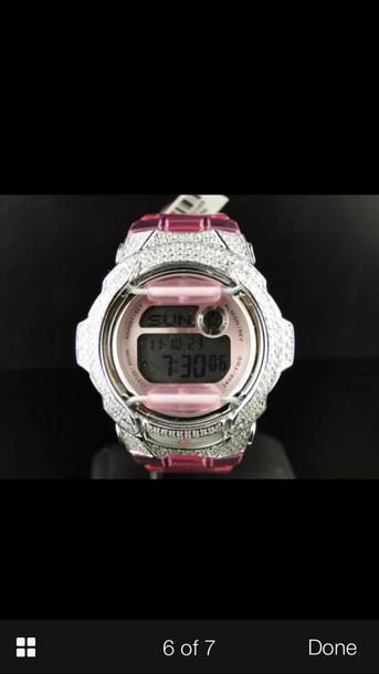 jewels g shock watch