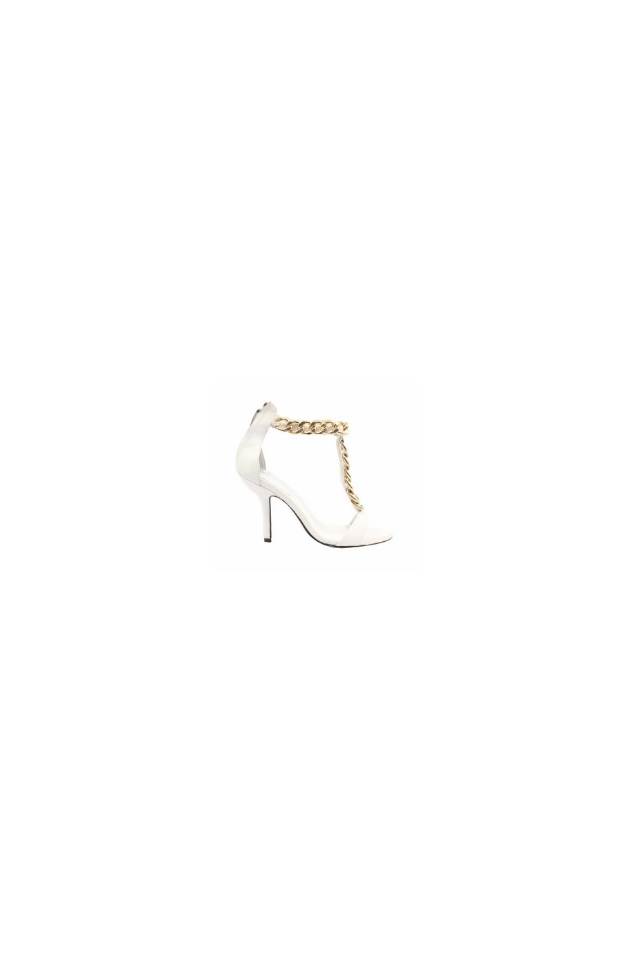 Leila gold chain t strap sandals buy street fashion style