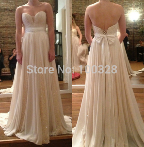 Aliexpress.com : buy 2014 new design vestidos de festa custom made a line floor length sleeveless sexy sweetheart back with bow prom dresses from reliable dress design books suppliers on rose wedding dress co., ltd