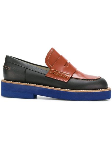 MARNI women loafers leather shoes