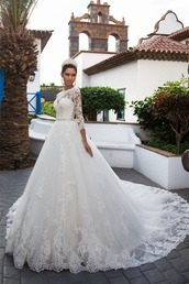 dress,wedding dress,backless lace wedding dresses,wedding dress lace,ball gown wedding dresses,Cheap Wedding Dresses,long sleeve dress,long sleeve wedding dress,plus size dress for wedding,arabic wedding bridal gowns,lace bridal gowns,bride dress,white lace winter wonderland design dress,white wedding dress