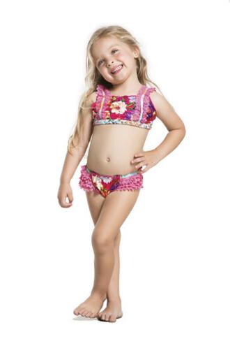 swimwear kids fashion agua bendita designer kids bikiniluxe
