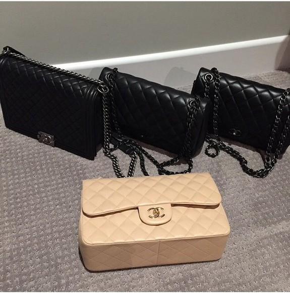 bag purse fashion style chanel bag matte