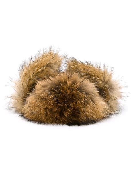 Liska fur fox women hat nude