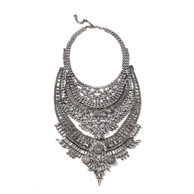 Falkor Necklace by DYLANLEX | The Cut Holiday Gift Guide 2013 | Shop The Cut | Holiday Pop-Up Shop