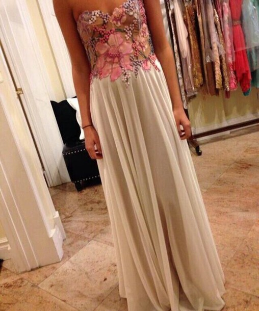 dress long dress floral prom sunglasses