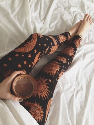 leggings pale cute grunge