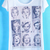 White Monroe Print Short Sleeve T-shirt - Sheinside.com