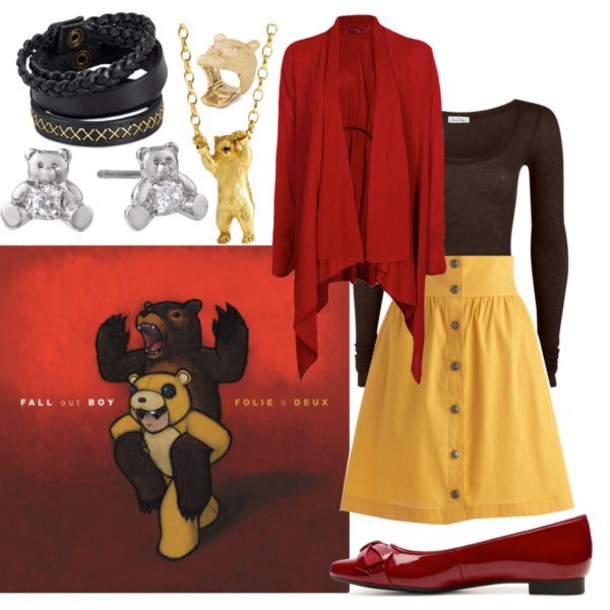 Jewels: folie a deux, fall out boy, music, hipster, rock ...