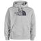 The north face grey color hoodie - basic tees shop