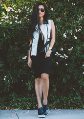 honey and silk,blogger,jacket,sunglasses