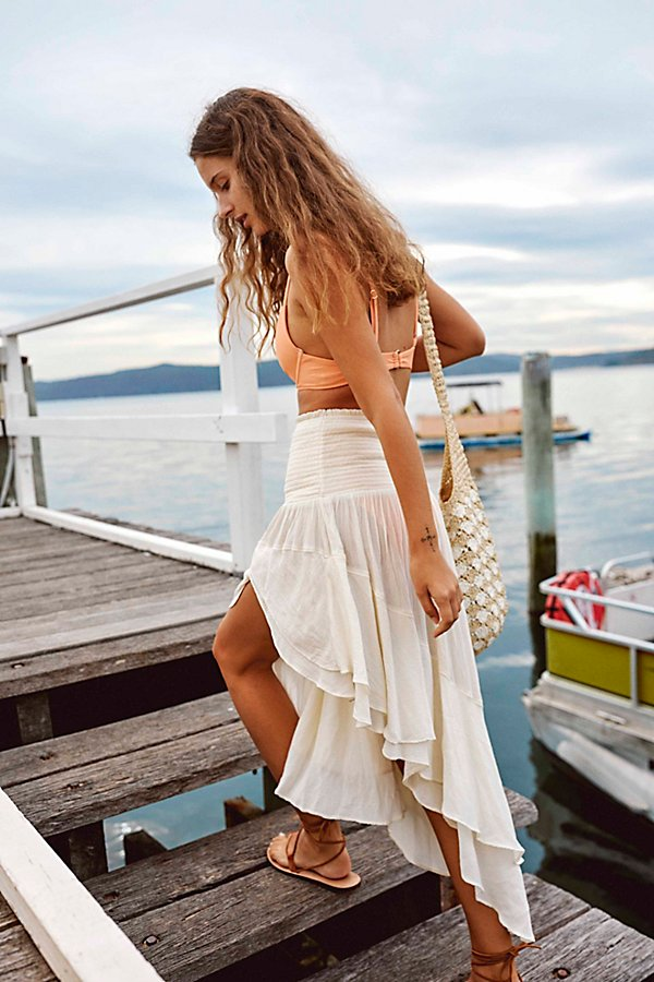 Going Coastal Convertible Skirt by Endless Summer at Free People