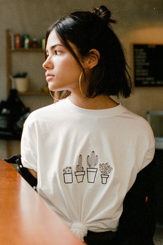 O&F Cactus Tee