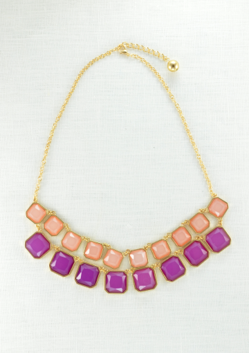Sparkle Statement Necklace - Happiness Boutique