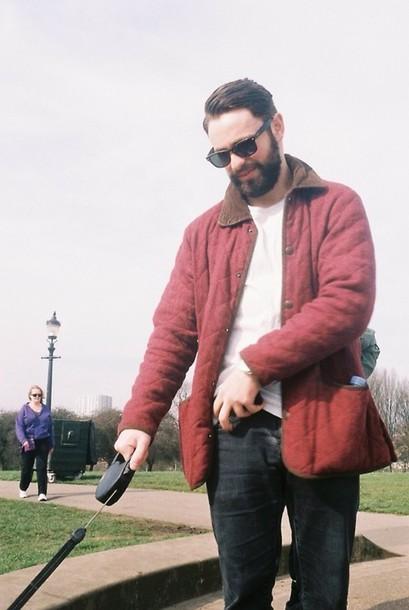 jacket menswear