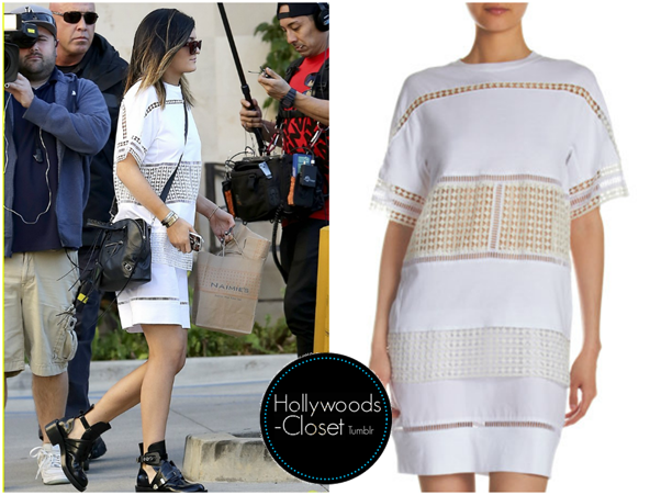 - Kylie Jenner is wearing this Chloe Diamond Lace...