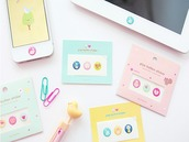 home accessory,technology,phone cover,stickers,kawaii