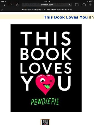 t-shirt pewdiepie book fan girl cute funny