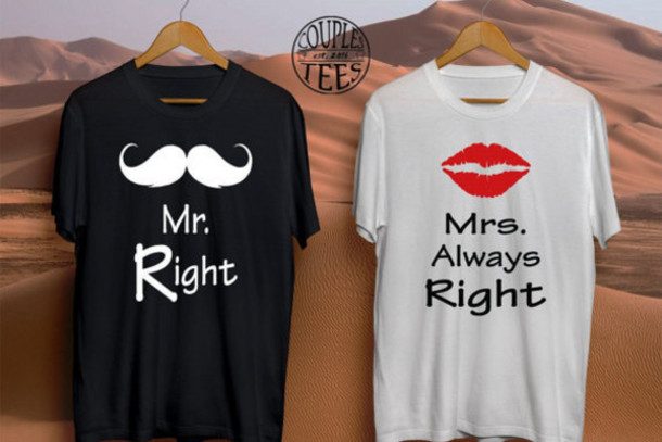 t-shirt mr and mers mr and mrs love love quotes matching couples matching shirts