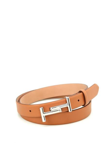 Tods belt leather light