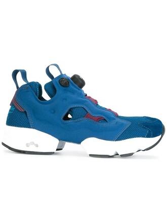 women sneakers blue shoes