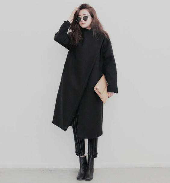 Coat boker biker biker coat biker fashion biker for Modern minimalist fashion
