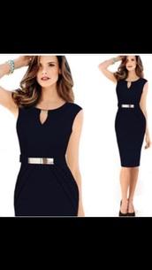 dress,leggings,bodycon dress,office dress,office wear,pencil dress,clubwear,club dress,ladies dress,casual dress,women,office outfits,blue dress