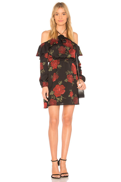 cupcakes and cashmere dress black