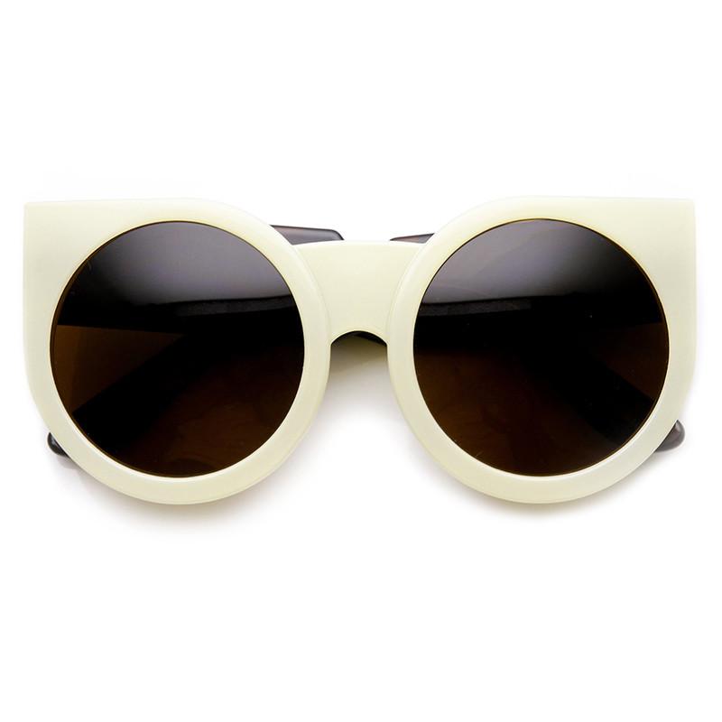 Neo round cat eye sunglasses – flyjane